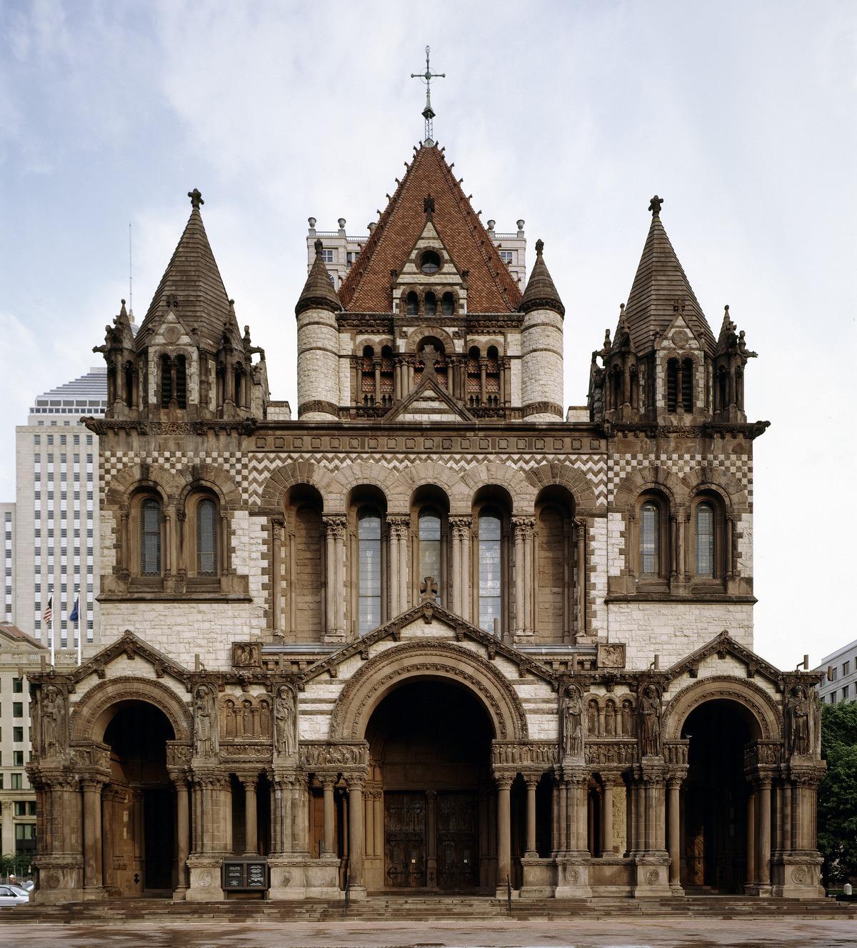 Boston's Trinity Church