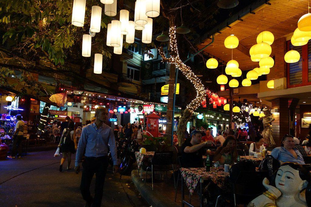 Que ver en Bangkok 9