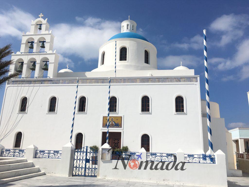 Como llegar a la famosa iglesia de Oia 2