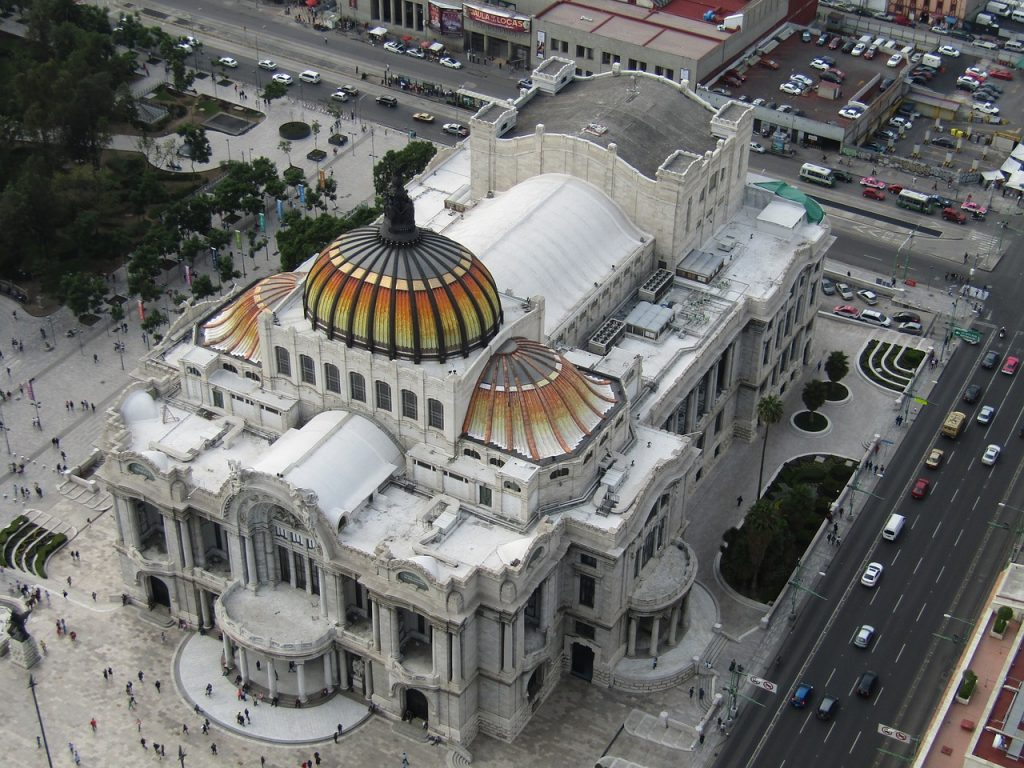 atracciones turísticas ciudad de México