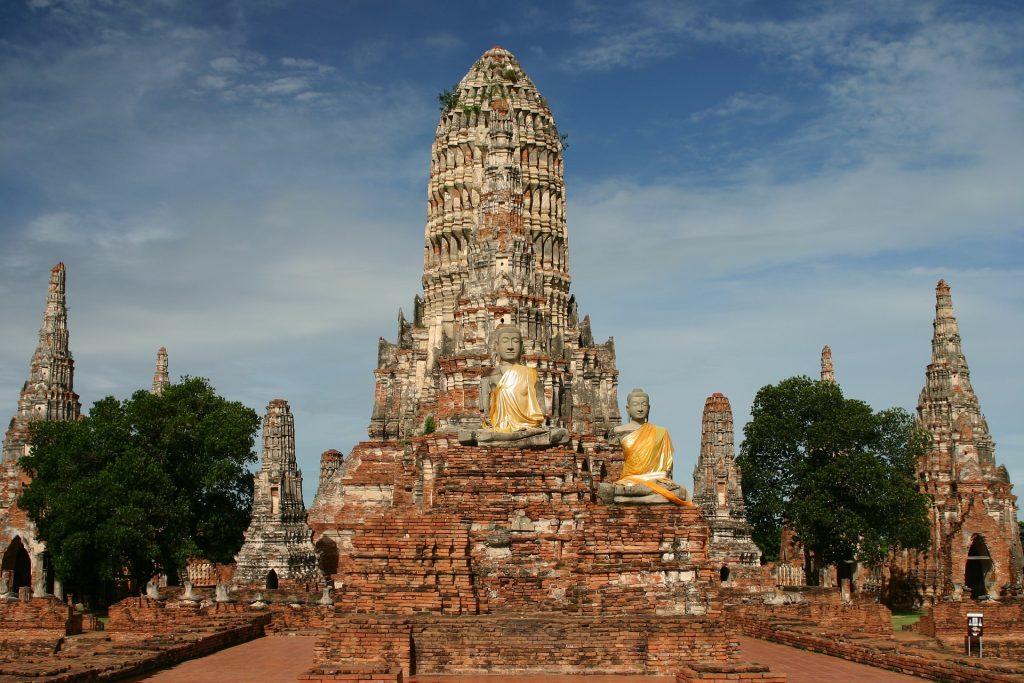 Que ver Ayutthaya 3