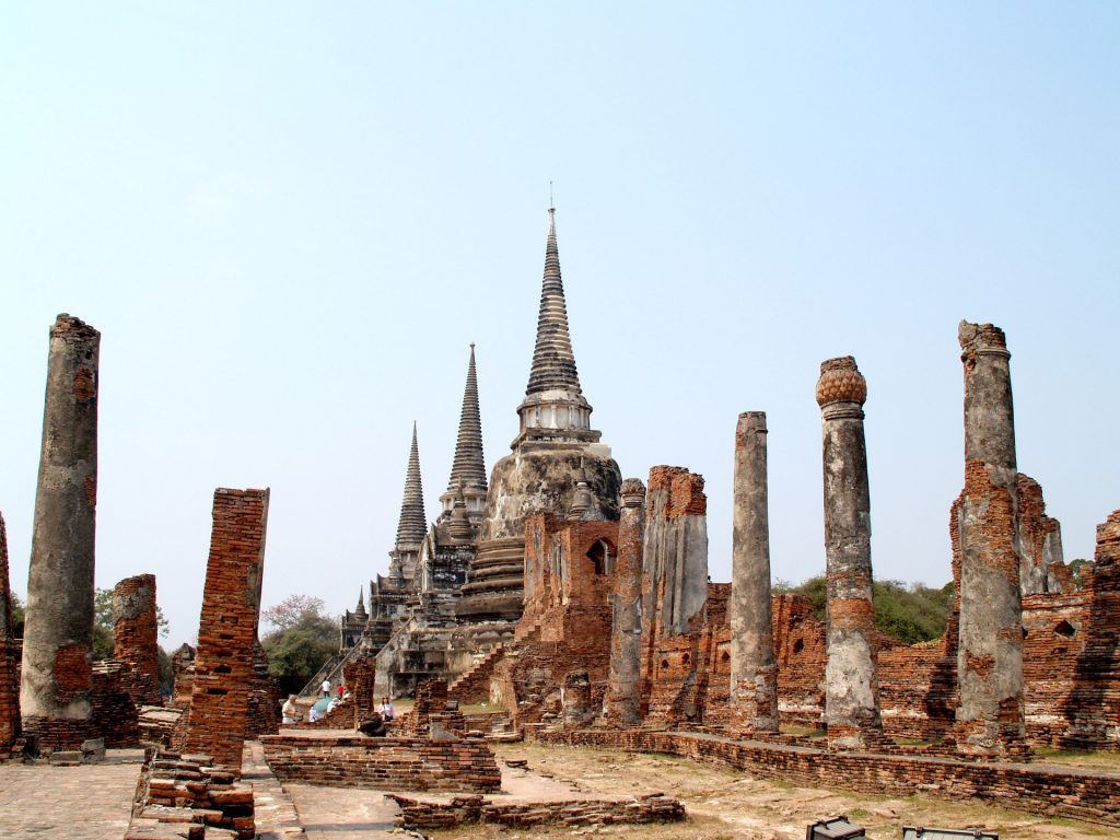 Que ver Ayutthaya 7
