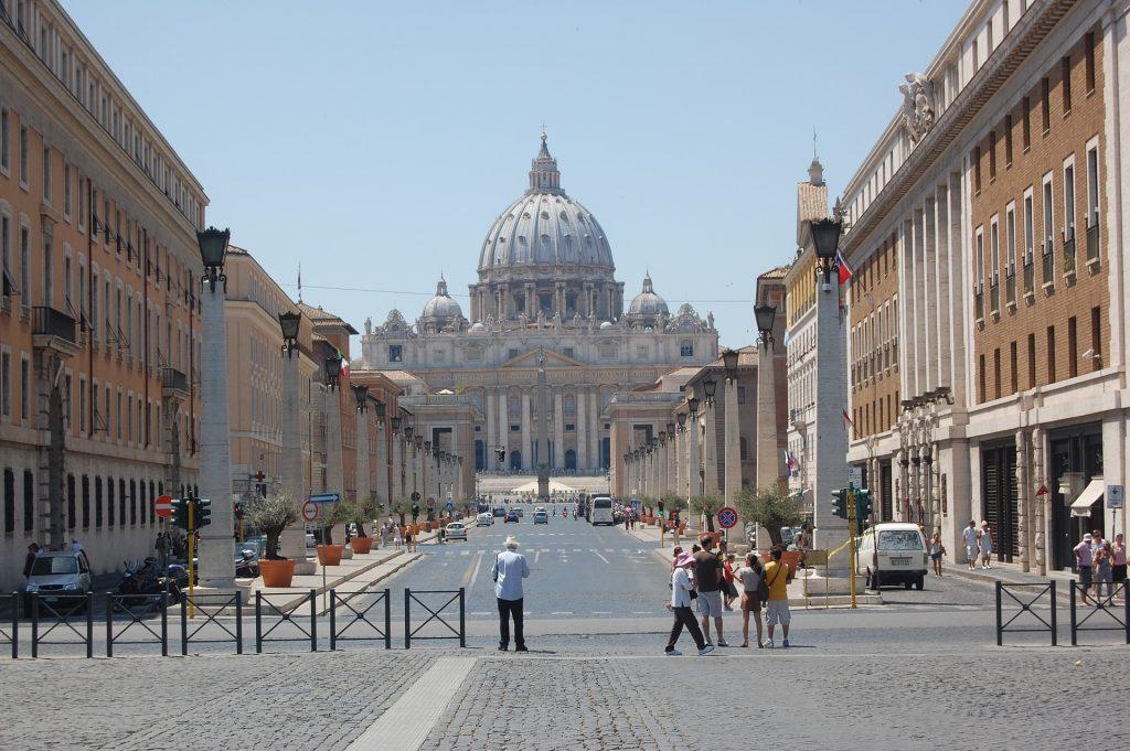 atracciones turísticas de roma