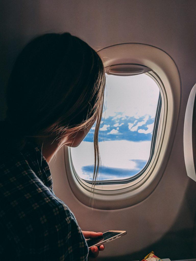 Coronavirus en un avion 5
